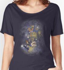 Timey-Wimey Infinite Women's Relaxed Fit T-Shirt