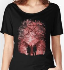 Famous Hunters Women's Relaxed Fit T-Shirt