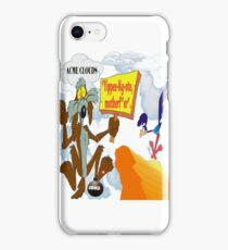 ACME CLOUDS iPhone Case/Skin