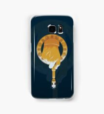 HAND OF THE DOCTOR Samsung Galaxy Case/Skin