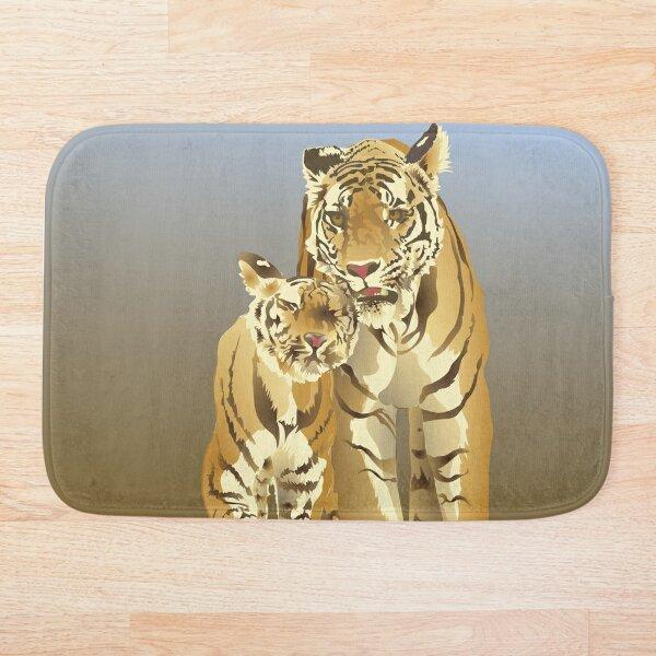 Tigers Bath Mat