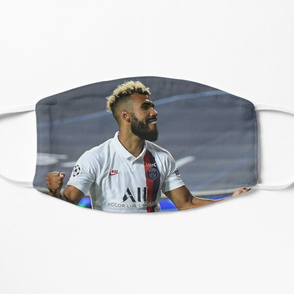 PSG Choupo-Moting Mask Masque sans plis