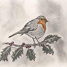 Robin by Sam Burchell