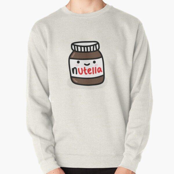 Nutella Jar Pullover Sweatshirt