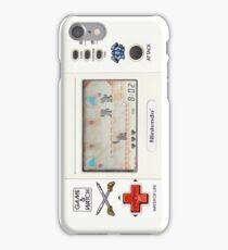 Game&Watch 1 iPhone Case/Skin