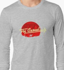 Fly Casual Long Sleeve T-Shirt