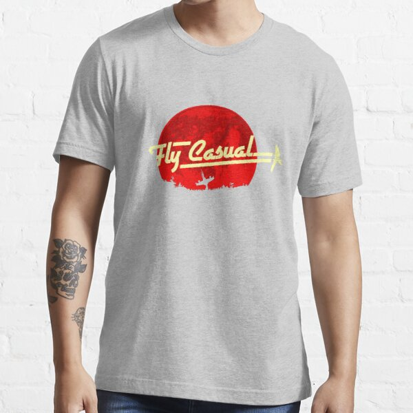 Fly Casual Essential T-Shirt