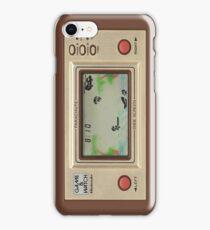 Game&Watch 2 iPhone Case/Skin