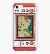 Game&Watch 9 iPhone Case/Skin