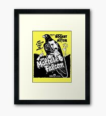 The Maltese Falcon Framed Print