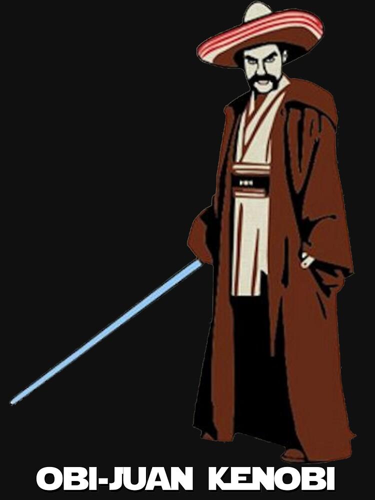 Obi-Juan Kenobi by WolfjobForLife