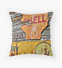 Soft Shell Government Grade Throw Pillow