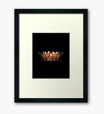 DK! Framed Print