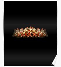 Donkey Kong! Poster