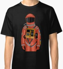 Dave the astronaut from 2001: A Space Odyssey Classic T-Shirt