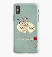 Bioshock - Good Girls Gather iPhone Case
