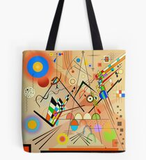Composition #5 Tote Bag
