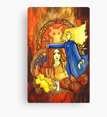 Drag Me To Hell  Canvas Print