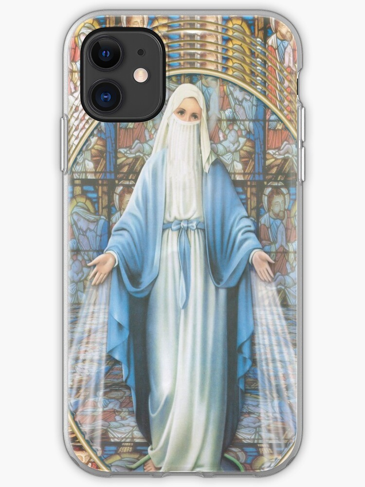 Vierge Marie | Coque iPhone