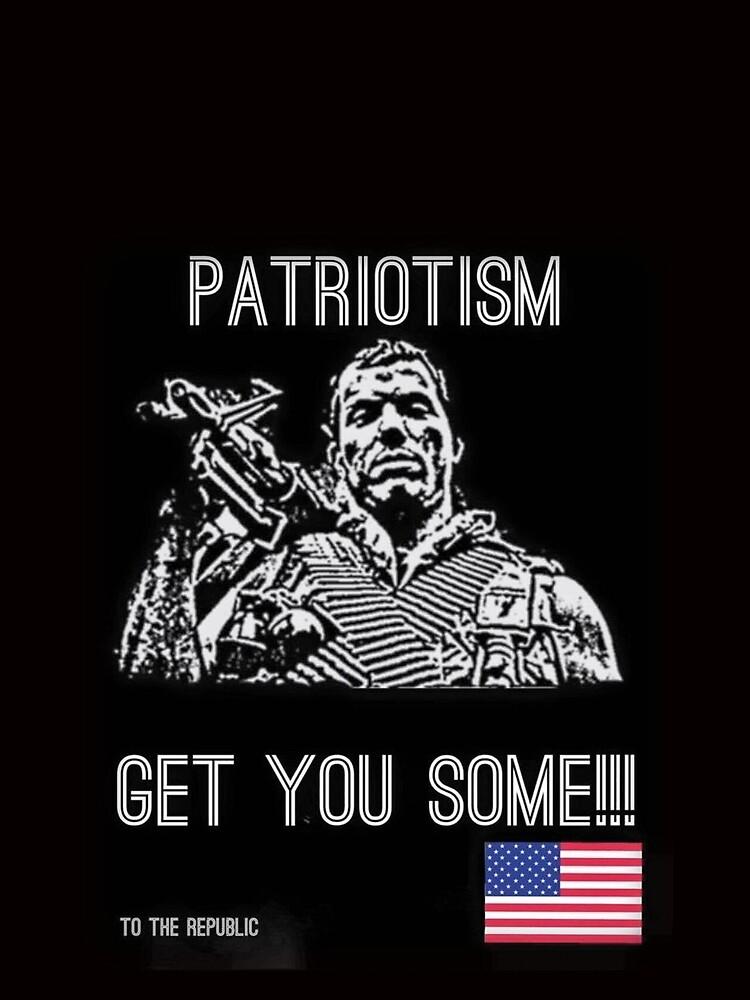 Patriotism by FLYNNL1VE5