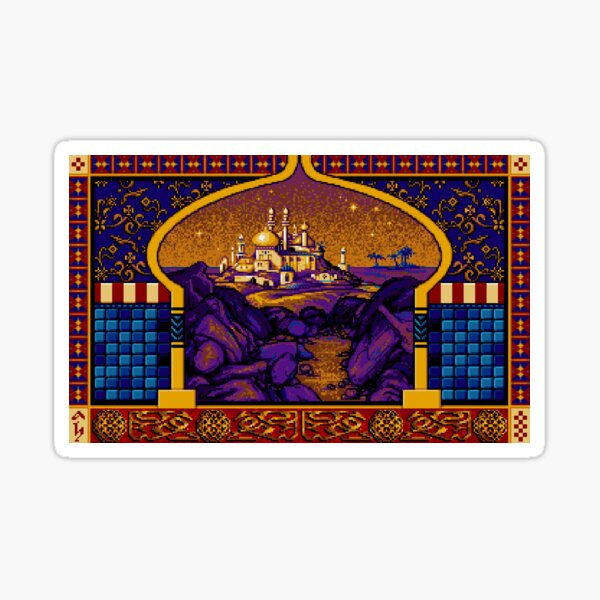 Prince of Persia Sticker