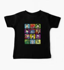 Doctor Squares Kids Clothes