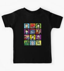 Doctor Squares Kids Tee
