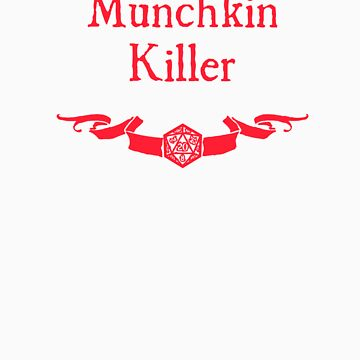 DnD Munchkin Killer - Red by Serenity373737