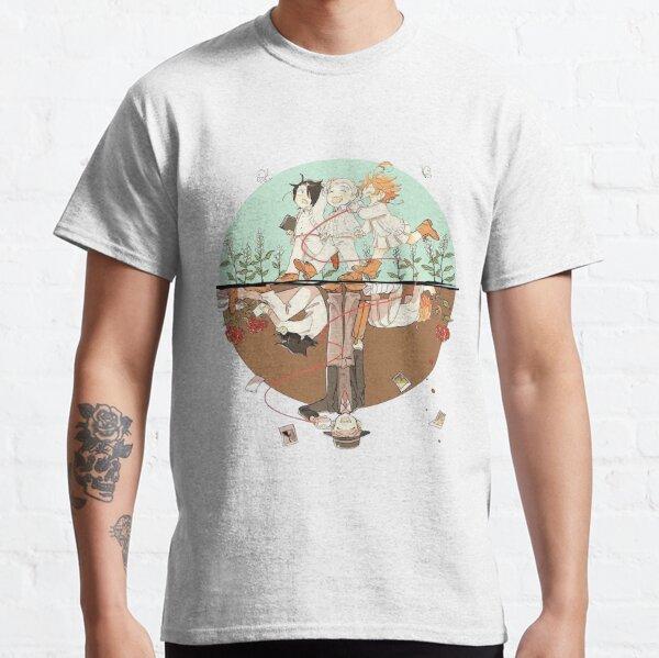 Dos mundos -  The Promised Neverland Camiseta clásica