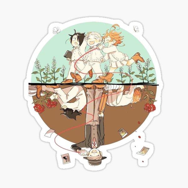 Deux mondes -  The Promised Neverland Sticker