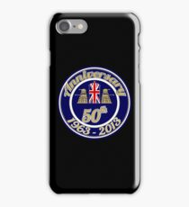 5OTH DOCTOR WHO ANNIVERSARY PHONE CASE 2 iPhone Case/Skin