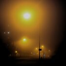 Street Fog (Un-Cropped) by WilMorris