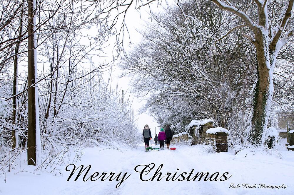 Christmas…….  by Zebi Risidi