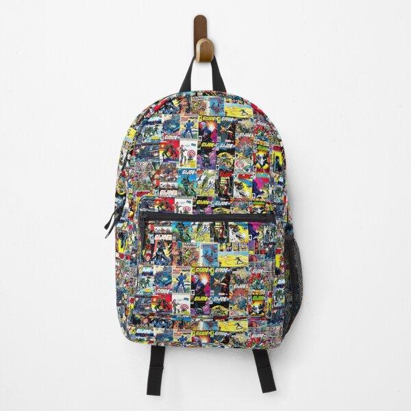 G.I. Joe Comics Backpack