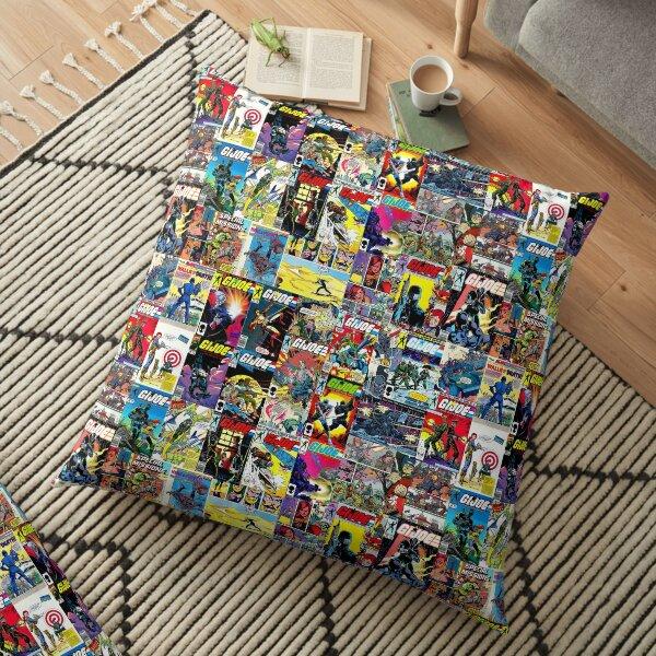G.I. Joe Comics Floor Pillow