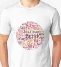 ST-TNG Cast T-Shirt