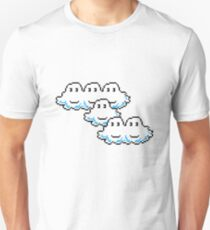 Mario Cloud Unisex T-Shirt