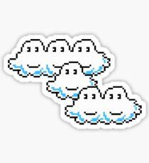 Mario Cloud Sticker