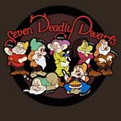 Seven Deadly Dwarfs von Jen Pauker