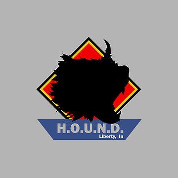 H.O.U.N.D. by guzzi