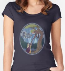 Once Upon A Time Fitted Scoop T-Shirt