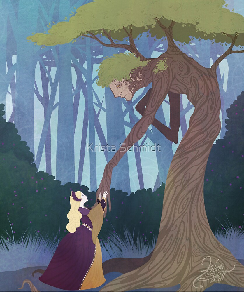 Princess & The Poplar by Krista Schmidt