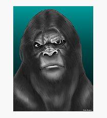Sasquatch - The North American Mystery Ape Photographic Print