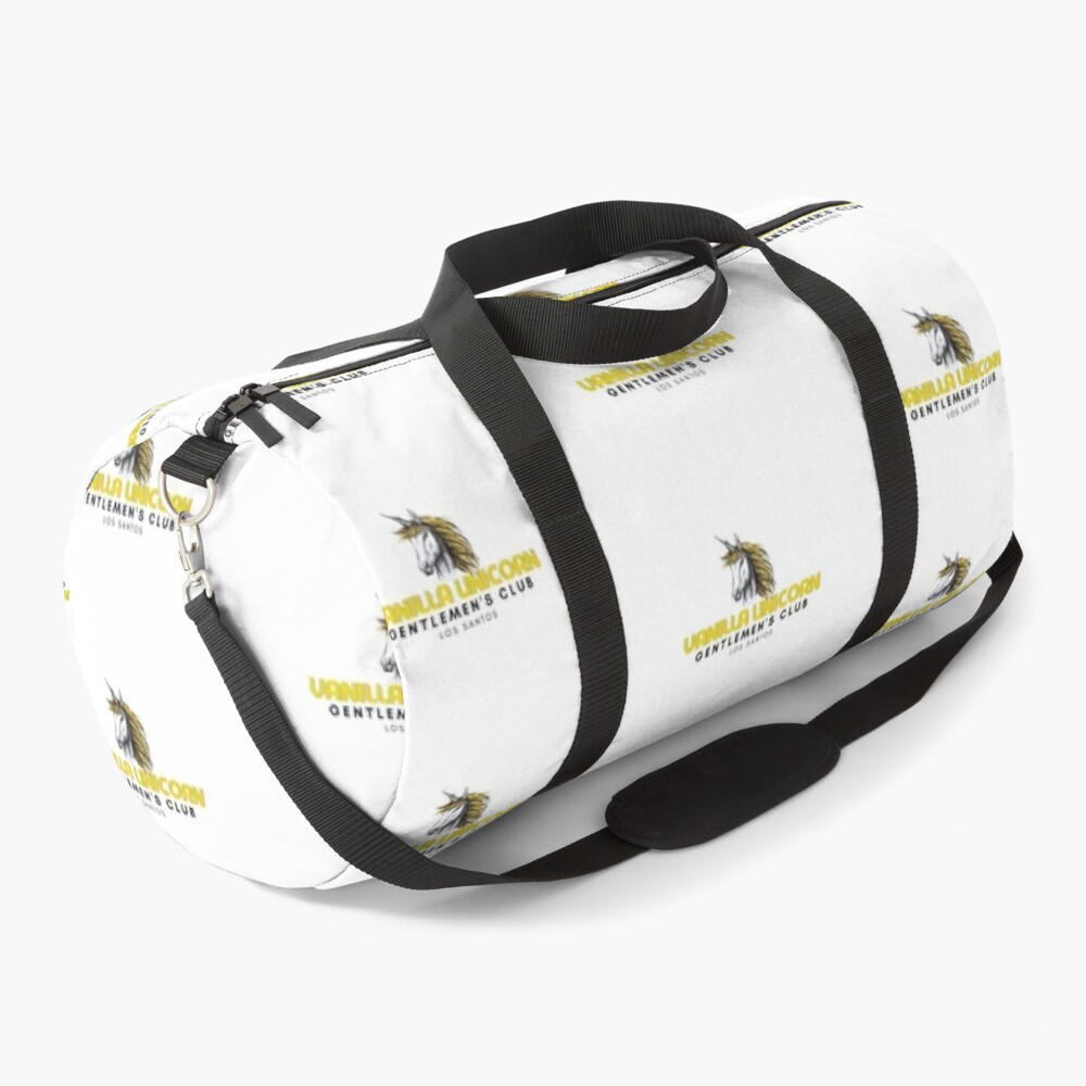 Vanilla Unicorn Gentlemen's Club  Duffle Bag