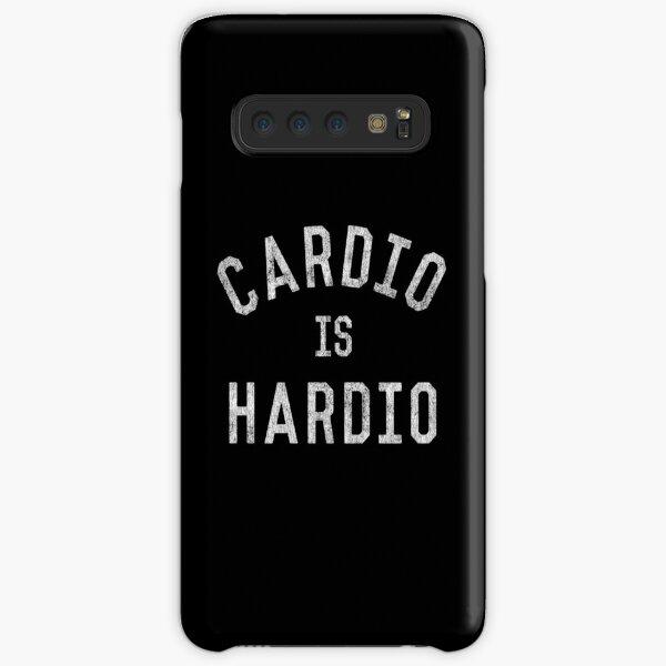 Cardio is Hardio Samsung Galaxy Snap Case
