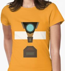Claptrap Womens Fitted T-Shirt