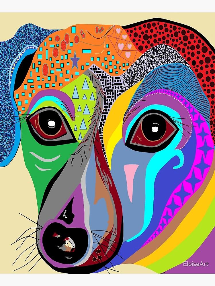 Chiweenie by EloiseArt
