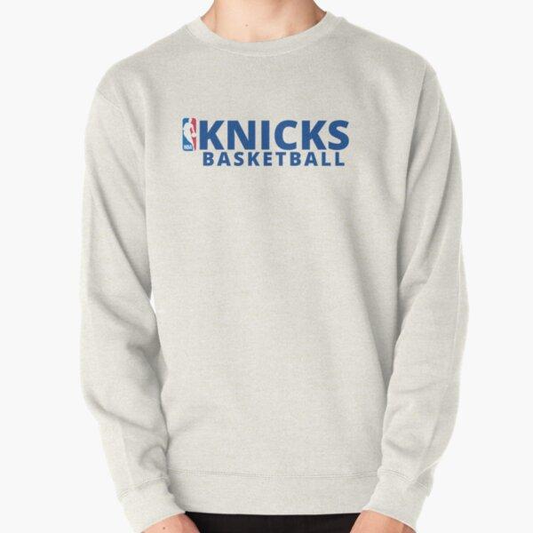 Rachel's grey knicks Pullover Sweatshirt
