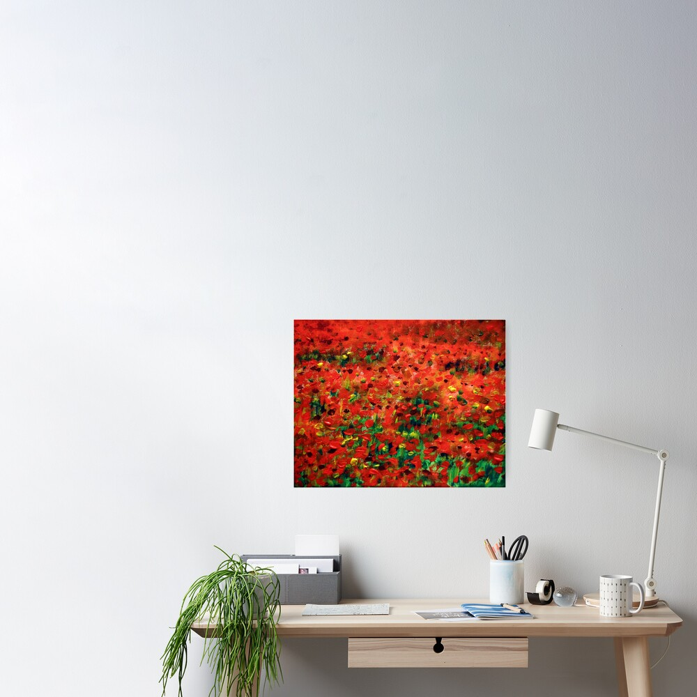 Poppies #1 Poster