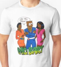 MC BOOTLEG BART Unisex T-Shirt